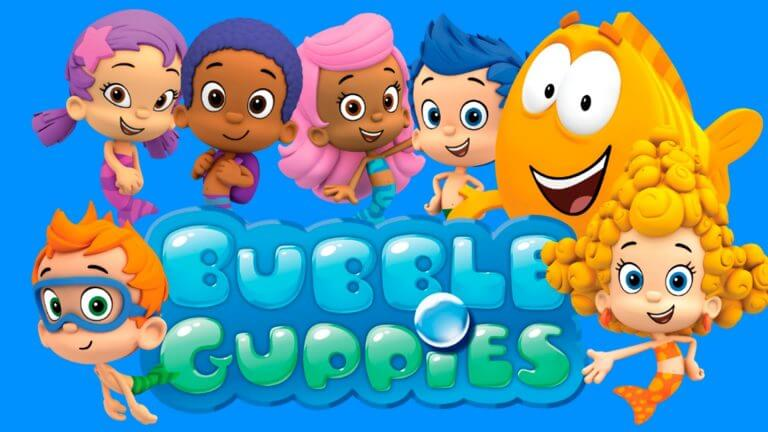 """Make a Splash with """"Bubble Guppies"""" for Nintendo DS!"""